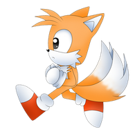 Classic Tails by YannerysMariaPink