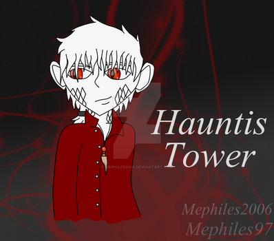 Hauntis Tower by mephiles2006