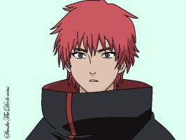 Shocked Sasori by ShesheTheDiclonius