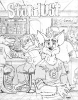 Stardust Bar by RangyRougee