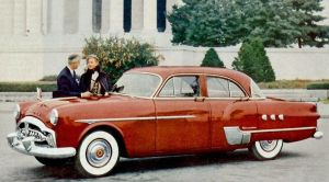 age of chrome and fins : 1951 Packard by Peterhoff3