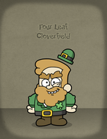 Four Leaf Cloverfield by MaxGraphix