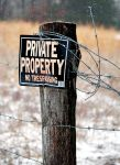 Private Property by flowerhippie22