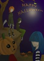 Happy Halloween by iFoy