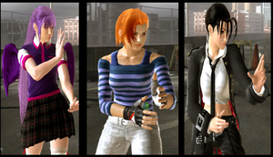 Tekken 6 Screenshoot characters by toongrowner