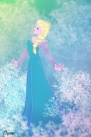 Frozen by DianeAz