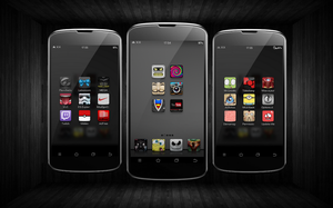 Miui DelirZ pack Icons by Sian391