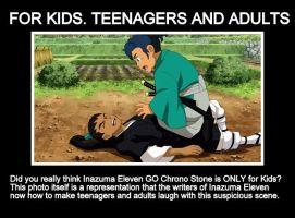 Inazuma Eleven for Kids, Teenagers and Adults by AdventureWriter28