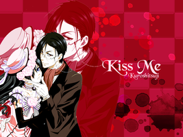 Kiss Me by GothicaEmpress