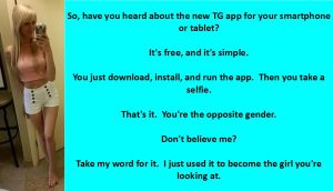 The New TG App by AoideMuse