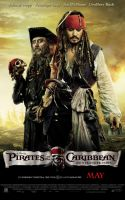 PotC: OST - Jack and Blackbeard - poster by AndrewSS7