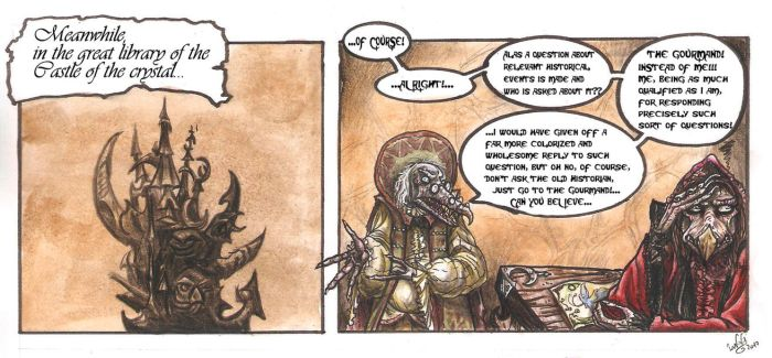 Extra ask gone skeksis 31-the reprise! by SkekLa