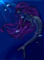 Dark waters by sugar-cat-candy