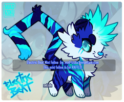 Free Raffle: Electric Beat Mini Feline - CLOSED by Mad-Izoku