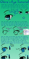 Eye Tutorial by xXChireXx