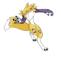 Reanmon Transparent version by Tao-Yingarrani