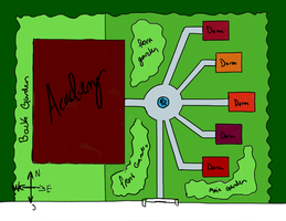 EA: Grounds Map by OverlordFlower