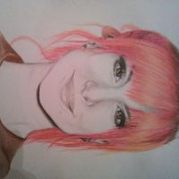 Hayley Williams by Tropical-Rain