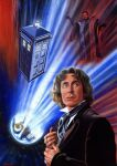 Paul McGann's Doctor by RAYMAC69