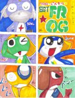 Keroro Gunsou by WoodpeckerDMW