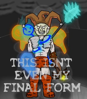 Dark Souls: This isn't even my final form panel by TBSdota