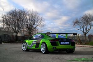 Audi R8 Rmod V.2 outdoor by RJamp