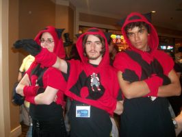 AnimeNext 2010 Team Magma by PhoenyxAngel
