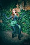 New 52 Poison Ivy Cosplay by AmberLaRoux
