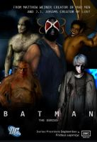 Batman the Series Monsters by Ciro1984