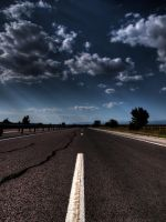 Empty Road 1 by ivo-mg
