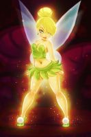 Tinkerbell OOTD by EddieHolly