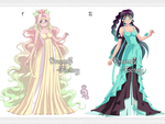 Closed Sailor Senshi adoptables by DreamS-Factory
