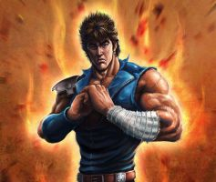 Man Kenshiro by jiangming
