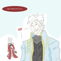 Vergil...Just no. by Donlvir