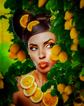 Under The Lemon Tree by Lhianne