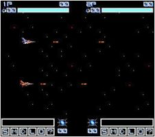 Gradius Fighters/Gradius: The Hard Corps by AirSharkSquad