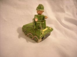 Green Earth Papercraft I by Jophish126