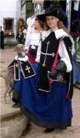 Musketeer and Muttketeer by MistressKristin