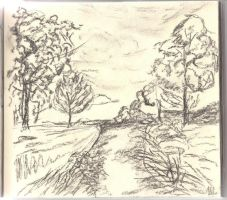 Trees by Flagelle