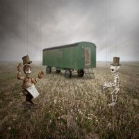 Wandering Circus by Alshain4