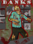 Banks's Commission - Zombie Banks by booper101