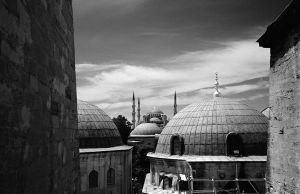 Sea of Mosque by padraig13