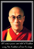 dalai lama and science by hanciong