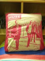Muse Pillow by originofemilie