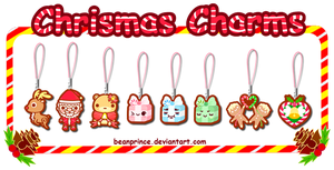 Christmas Charm Collection by BeanPrince