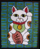 Maneki Neko by SequentialGlass