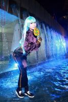 KOF Kula Diamond cosplay by Soso by I-Love-Claymore