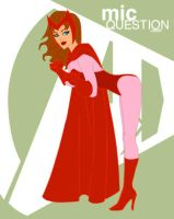 AvX Dance-Off: Scarlet Witch by micQuestion
