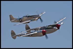 Planes of fame 7 by AirshowDave