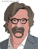Animation Genius Matt Groening by JordanB1